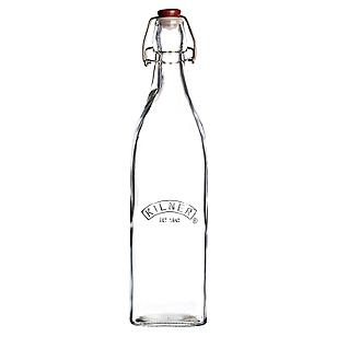 Botella Tapa Clip 1 lt