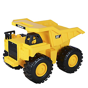 Big Rev Up Machine Dump Truck