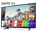 LED 43'' UHD 4K Smart TV webOS 3.0 43UH6100