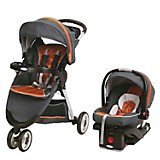 Coche para bebé FastAction Connect Travel System 35