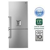 Refrigeradora 393 lt GB40WVN.ANSGLPR Silver