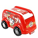 Wagon Roll N Go Paw Patrol Red