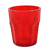 Vaso bajo  Happy Hour Rojo
