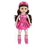 Muñeca Patinadora 36 cm