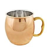 Set Mule Mug Cobre