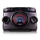 Minicomponente 220 W Multi Bluetooth 1 USB Auto DJ
