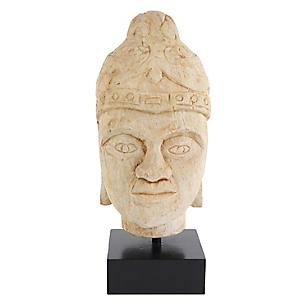 Adorno Madera Buddha 36cm RH