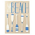 Wallart Madera The Beach 76cm Pya