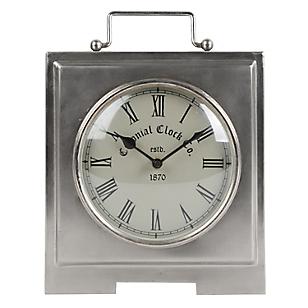 Reloj Mesa Metal 23cm RH