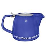 Tetera Con Filtro 800ml Azul
