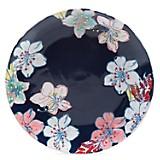 Plato Gypsy Floral Azul