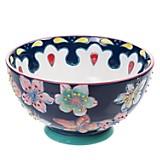 Bowl Gypsy Floral Azul