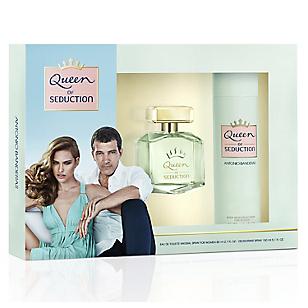Estuche Queen of Seduction EDT 80 ml + Deodorant SP 150 ml