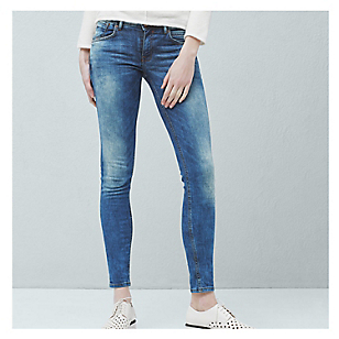 Jeans Mujer Uptown Skinny