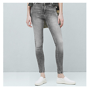Jeans Soho Skinny Gris