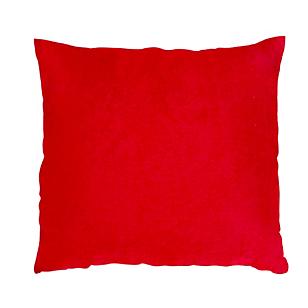 Cojín Liso Rojo Focus
