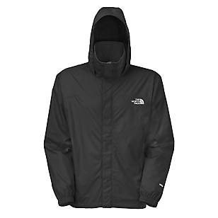 Casaca Impermeable Resolve Negro