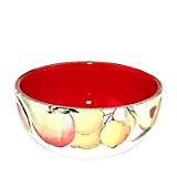 Bowl 16 cm Frutas Handpaint