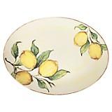 Fuente Oval 50x36.8cm Limones