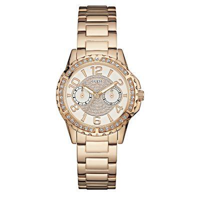 Guess Reloj de Acero para Mujer