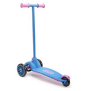 Scooter Tri Azul Rosado
