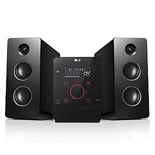 Microcomponente 160 W Multi Bluetooth Negro