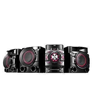 Minicomponente 700 W Multi Bluetooth Auto DJ