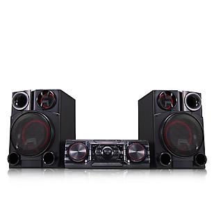 Minicomponente 2200 W Karaoke Multi Bluetooth