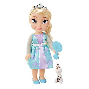 Muñeca Frozen Con Olaf
