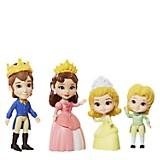 Set Figuras Familia real 7 cm