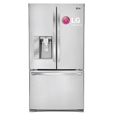 LG Refrigeradora 697 lt con Dispensador Silver
