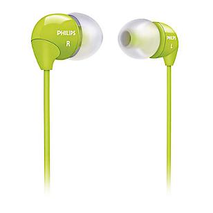 Audífono In Ear Chupón Verde