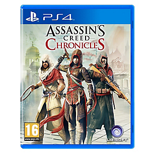 Videojuego para PS4 Assassin¿s Creed Chronicles