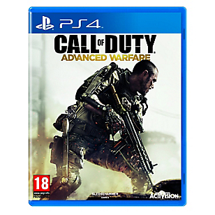 Videojuego para PS4 Call of Duty: Advanced Warfare