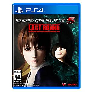 Videojuego para PS4 Dead or Alive 5: Last Round