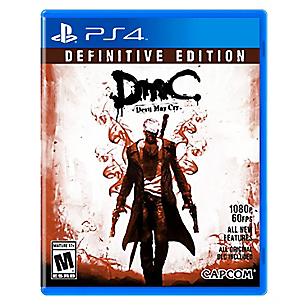 Videojuego para PS4 Devil May Cry: Definitive Edition