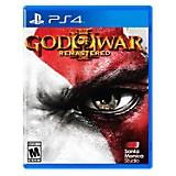 Videojuego para PS4 God Of War 3 Remastered