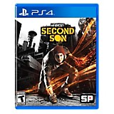 Videojuego para PS4 inFAMOUS Second Son