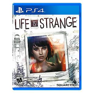 Videojuego para PS4 Life Is Strange