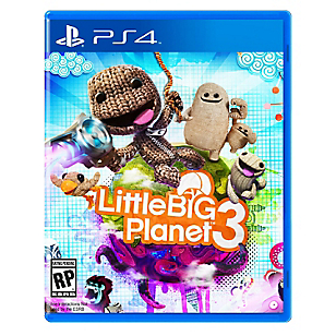 Videojuego para PS4 Little Big Planet 3