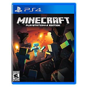 Videojuego para PS4 Minecraft