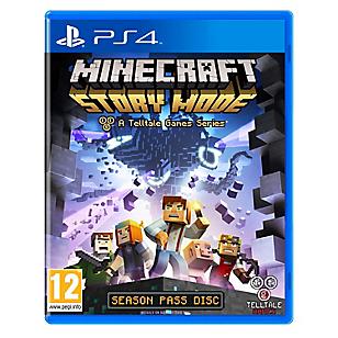 Videojuego para PS4 Minecraft Story Mode