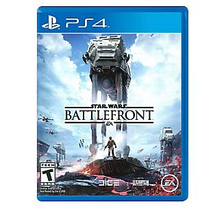 Videojuego para PS4 Star Wars Battlefront