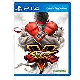 Videojuego para PS4 Street Fighter V