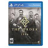 Videojuego The Order 1886 para PS4