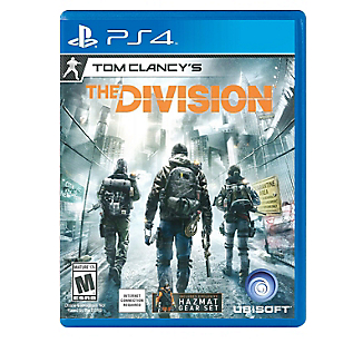 Videojuego para PS4 Tom Clancy's The Division