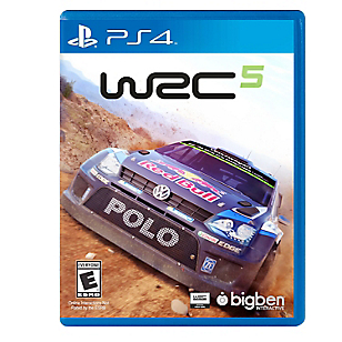 Videojuego para PS4 WRC 5 Fia World Rally Championship