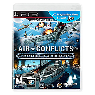 Air Conflicts Pacific Carrier para PS3