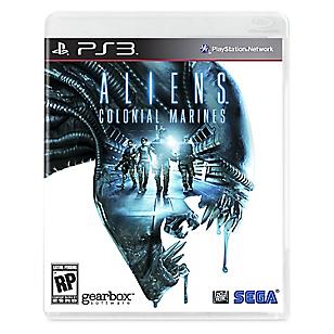 Aliens Colonial Marines  para PS3