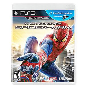 Amazing Spiderman para PS3